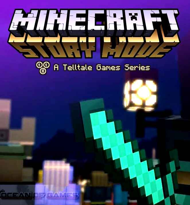 minecraft story mode download full episode