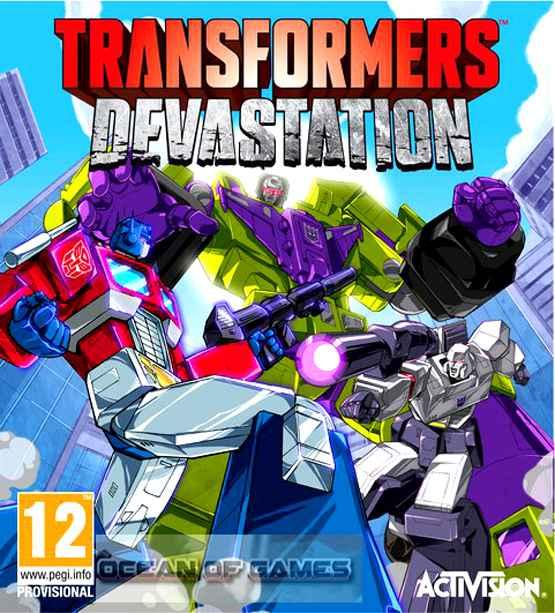 TRANSFORMERS Devastation Free Download