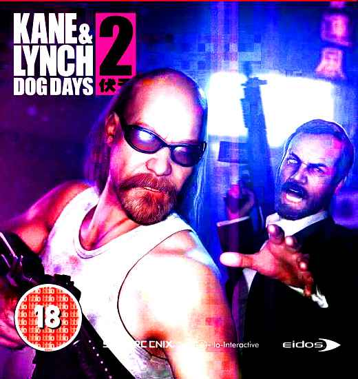 Kane-and Lynch 2 Dog Days Free Download