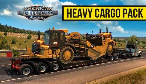 Euro Truck Simulator 2 Heavy Cargo Pack Free Download 1