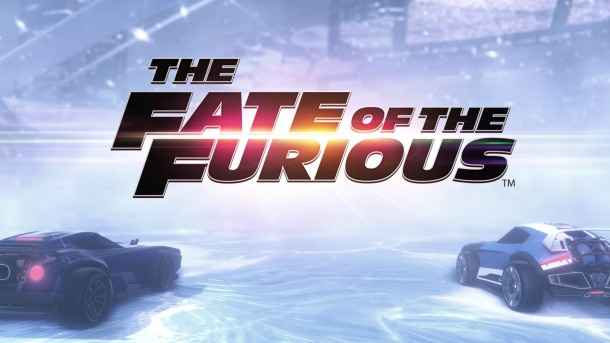 Rocket League The Fate of the Furious Free Download