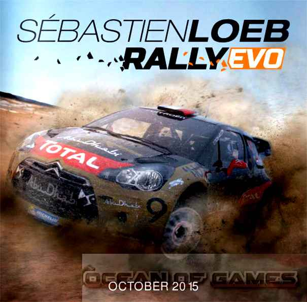 Sebastien Loeb Rally EVO Free Download