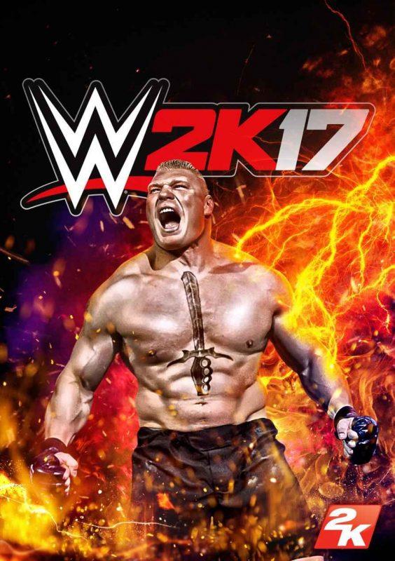 WWE 2K17 Setup Download For Free