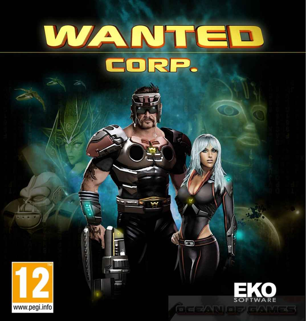 Wanted Corp Free Download