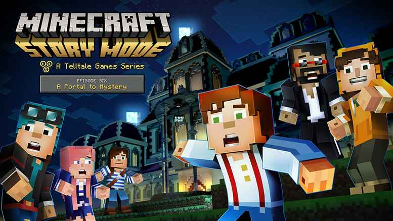 Minecraft Story Mode Episode 6 Download For Free