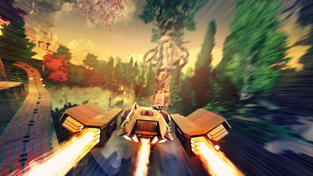 Redout Enhanced Edition Mars Pack Free Download 2 1024x576