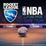 Rocket League NBA Flag Pack Free Download