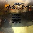 Tale of Wuxia The Pre Sequel Game Free Download