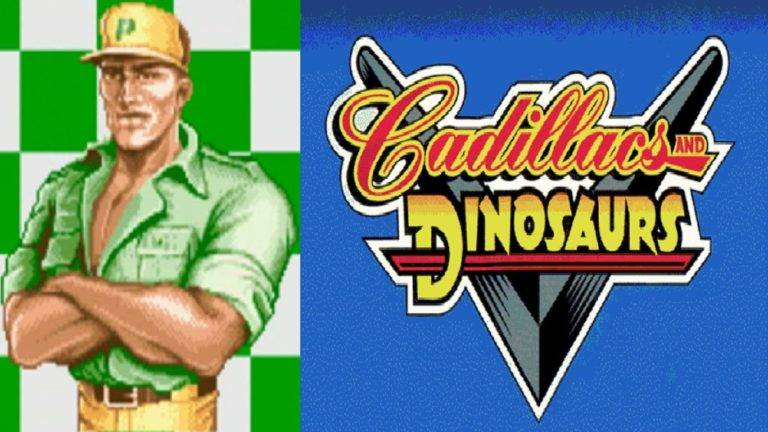 Cadillac and Dinosaurs Mustafa Game For PC Free Download