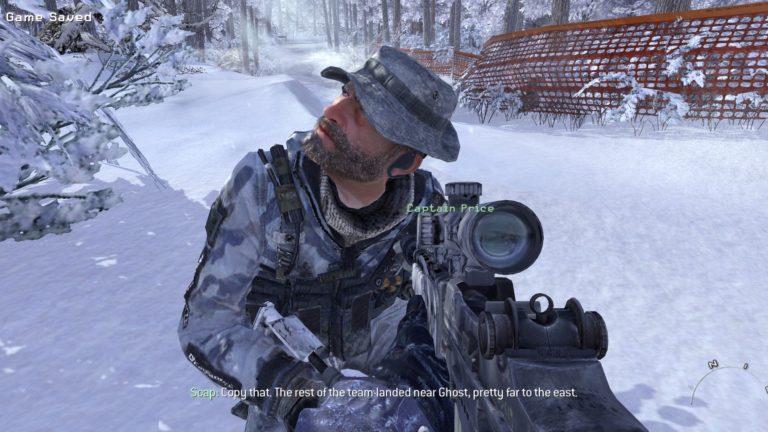 Call of duty modern warfare 2 setup free download.