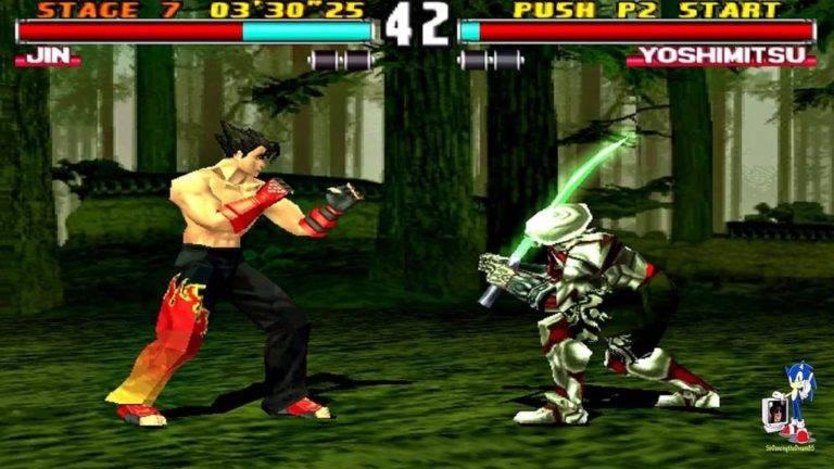 Tekken 3 Setup Free Download