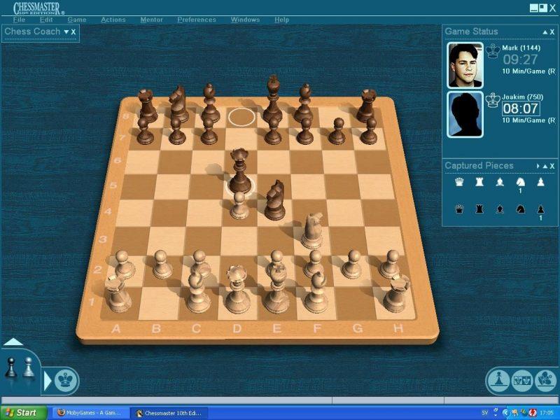 Chessmaster 10 Edition Free Download
