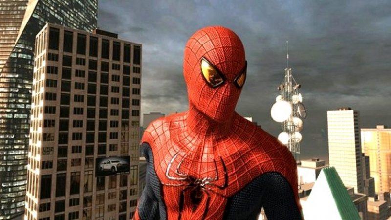 Amazing spiderman games free online