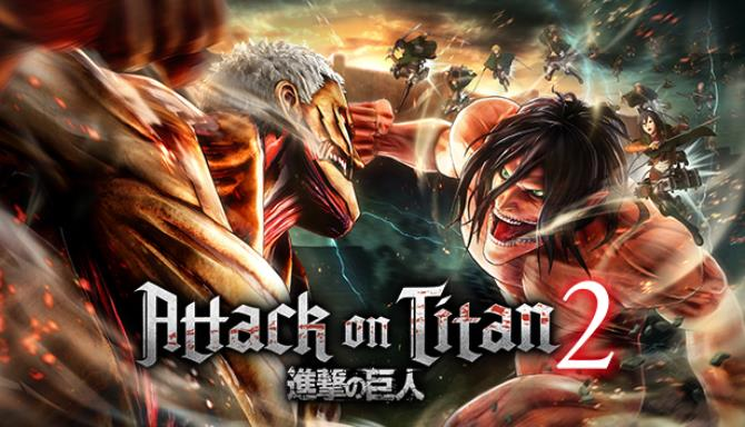 Attack on Titan 2 + 5 DLCs Free Download