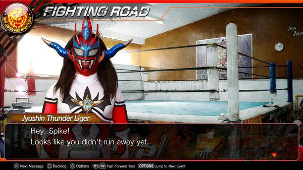 Fire Pro WW NJPW Junior Heavyweight Championship Free Download