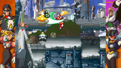 Mega Man X Legacy Collection 1 and 2 Free Download