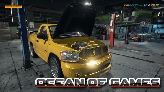 Car Mechanic Simulator 2018 RAM Free Download