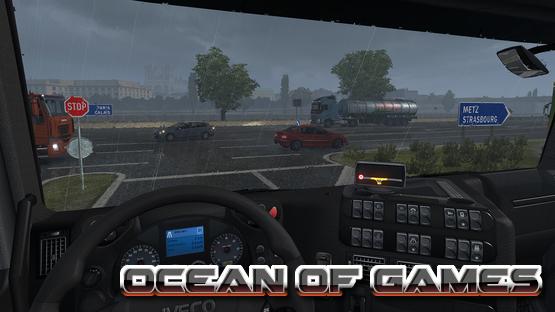 Euro Truck Simulator 2 v 1 34 0 25s Free Download