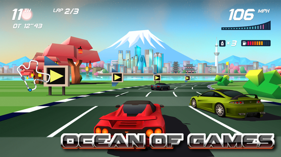 Horizon Chase Turbo One Year Anniversary Edition Free Download