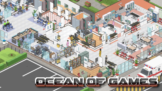 Project Hospital 1.1.16350 Free Download