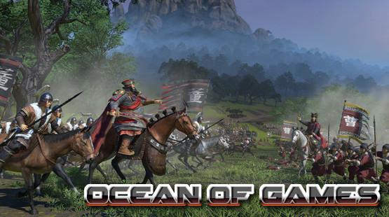 Total War Three Kingdoms CODEX 1.1.0 With DLC Free Download