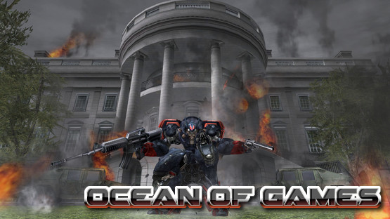 Metal Wolf Chaos XD CODEX Free Download
