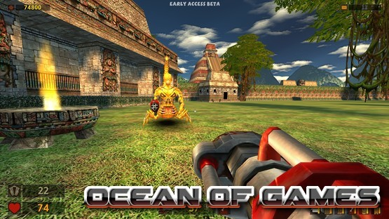 Serious Sam Classics Revolution PLAZA Free Download