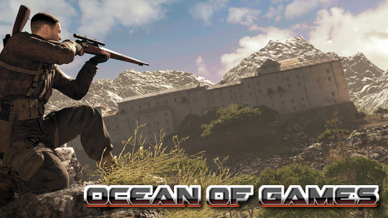 Sniper Elite 4 Deluxe Edition v1.4.1 All DLCs FitGirl Repack Free Download