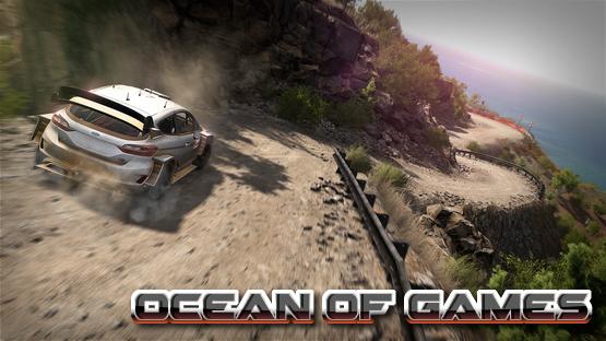 WRC 8 FIA World Rally Championship CODEX Free Download