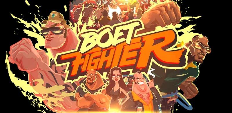 Boet Fighter DARKSiDERS Free Download