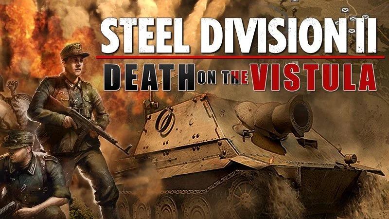 Steel Division 2 Death on the Vistula HOODLUM Free Download