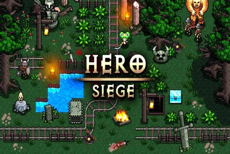 Hero Siege Season 8 Shadow Reaper SiMPLEX Free Download