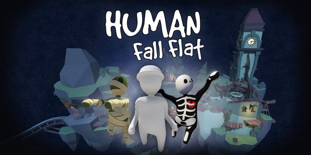 Human Fall Flat ICE PLAZA Free Download