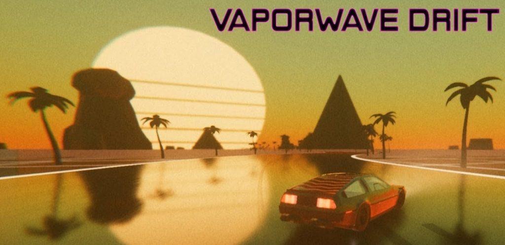 Vaporwave Drift DARKSiDERS Free Download