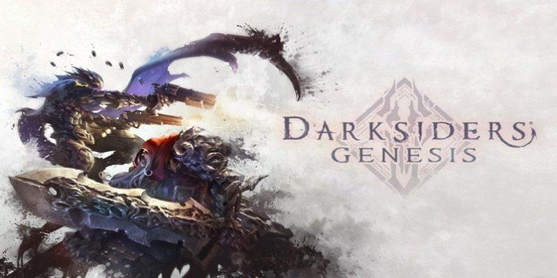 Darksiders Genesis HOODLUM Free Download