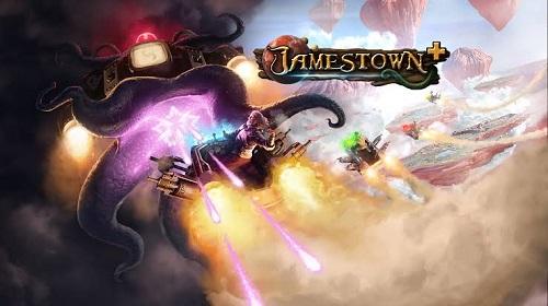 Jamestown Plus Deluxe Pack DARKSiDERS Free Download