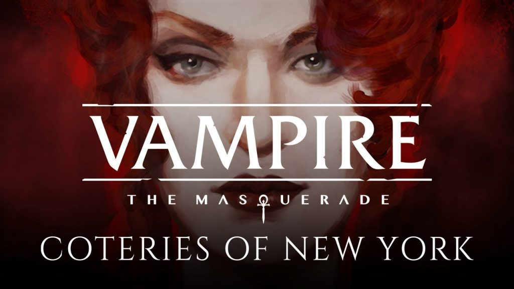 Vampire The Masquerade Coteries of New York CODEX Free Download