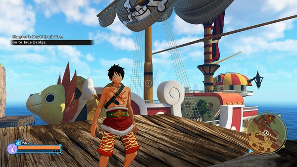 One Piece World Seeker The Unfinished Map CODEX Free Download