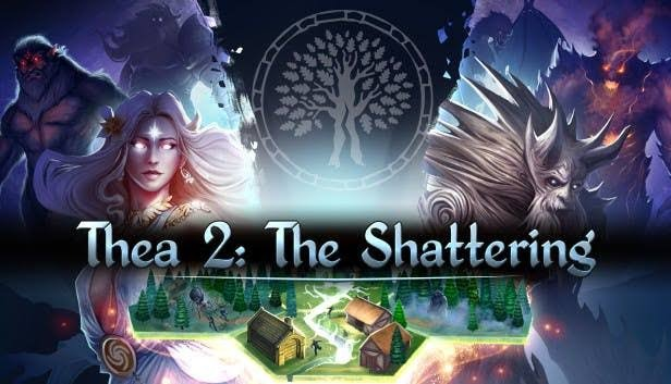 Thea 2 The Shattering The Awakening CODEX Free Download